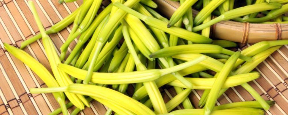 吃黄花菜容易中毒 这样吃才安全
