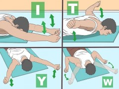 肩周炎的锻炼方法你会吗?教你一个简单方法